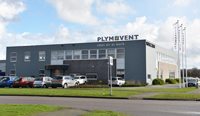 Plymovent head office in Alkmaar, the Netherlands